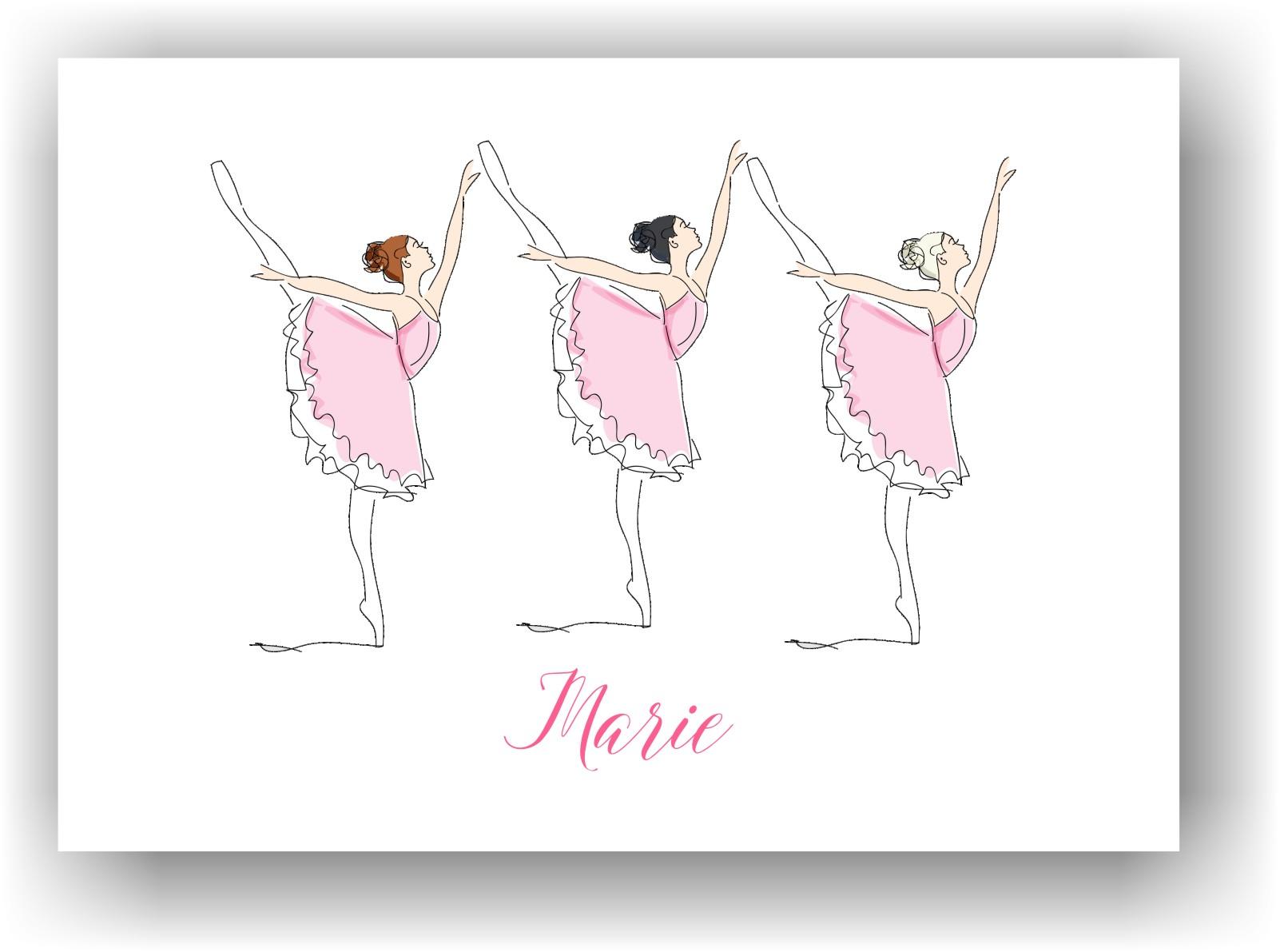 Details zu Ballerina Bild Ballett Kunstdruck Kinderzimmer Deko Poster  Wandbild Babyzimmer